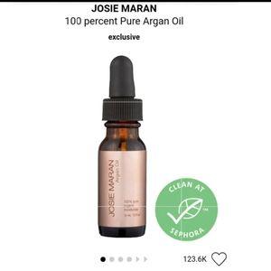 4 for $25 JOSIE MARAN 100% ARGAN OIL ORGANIC
